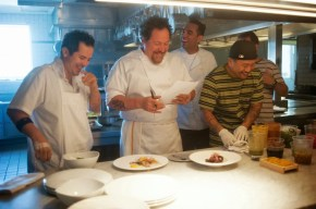 Food, love and film: Chef Q and A with JonFavreau