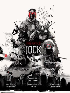 Book Review: The Art of Jock (Titan Books)