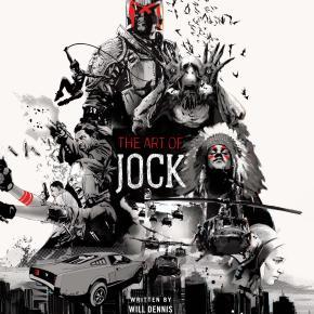 Book Review: The Art of Jock (TitanBooks)