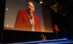 Review: Report and Photos from 'Destination Star TrekLondon'