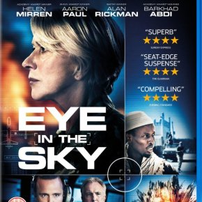 "Eye in the Sky Blu-ray review: ""Important, reflective and compelling"""