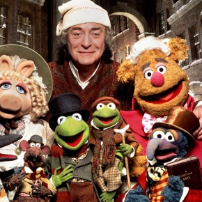 The finest Christmas movie! It's The Muppet ChristmasCarol!