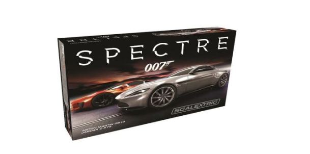 007: SPECTRE Scalextric review | critical popcorn