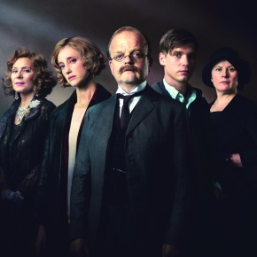 First look at Agatha Christie's 'The Witness For The Prosecution' on the BBC