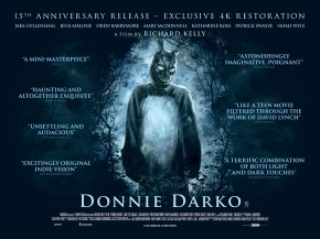 Donnie Darko returns to US screens on 31 March from Arrow Films