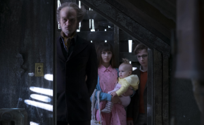 It's the first 'A Series of Unfortunate Events' trailer from Netflix