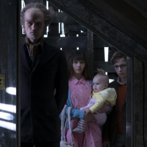 It's the first 'A Series of Unfortunate Events' trailer fromNetflix