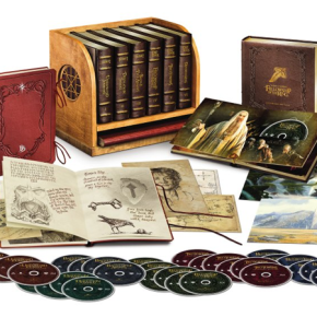 Middle-earth 6-Film ultimate collector's edition Blu-ray review