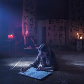 Intense UK trailer for Steve Oram in occult horror 'A DarkSong'
