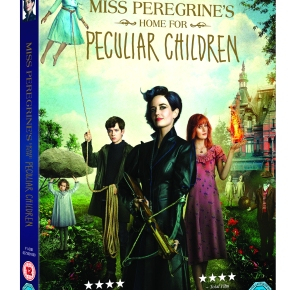 Watch our exclusive 'Miss Peregrine's Home for Peculiar Children' clip and DVD giveaway! **Competition Closed**