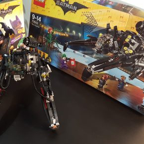 LEGO Batman Movie The Scuttler set review, photos and build video!