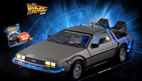 Building my own Back to The Future DeLorean [Parts 80 – 87 Build Blog]