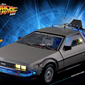 Building my own Back to The Future DeLorean [Parts 80 – 87 BuildBlog]