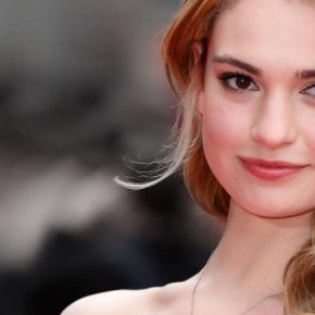 Lily James and Michiel Huisman start filming on 'The Guernsey Literary and Potato Peel Pie Society'