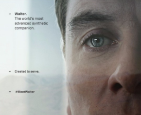 Meet Alien: Covenant's newest Weyland-Yutani syntheticWalter…