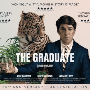 The 50th Anniversary 4K Restoration of The Graduate is coming to UK cinemas