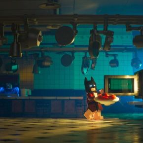 Go behind-the-scenes with Will Arnett and Zach Galifianakis in new LEGO Batman Movieclip