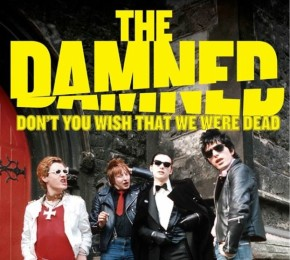 Win 'The Damned: Don't You Wish That We Were Dead' on DVD! **COMPETITION CLOSED**