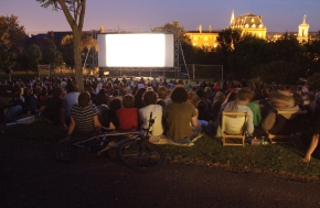 Book Now: 'Big Screen in the Park' returns to Exeter this August!
