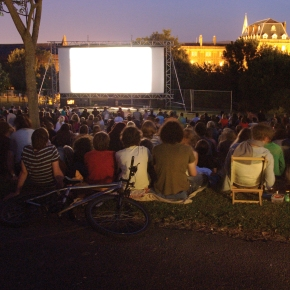 Book Now: 'Big Screen in the Park' is back in Exeter this August!