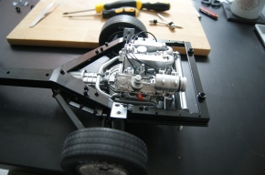 Building my own Back to The Future DeLorean [Parts 20 – 27 Build Blog]