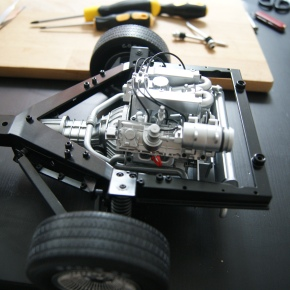 Building my own Back to The Future DeLorean [Parts 20 – 27 BuildBlog]