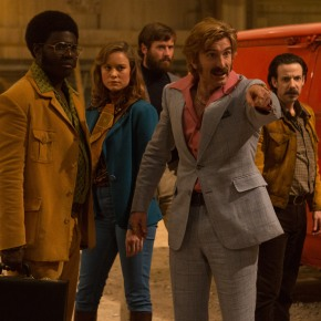 All the details: Ben Wheatley's Free Fire coming to DVD and Blu-Ray from 7August