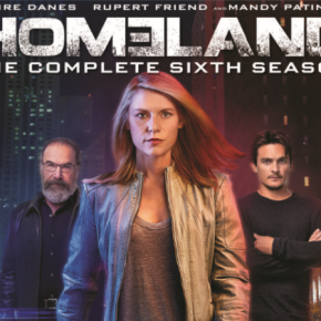 Win Homeland Season 6 on DVD! **COMPETITION CLOSED**