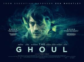 Smart UK poster for Gareth Tunley's indie mind-twister 'TheGhoul'