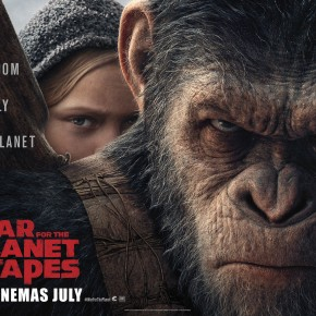 Stunning 'Meeting Nova' clip for War for the Planet of the Apes – Out 11 July