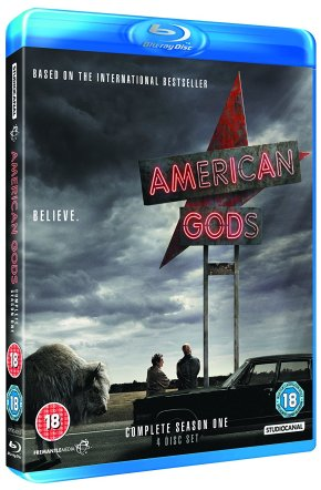 """American Gods: Season one Blu-ray review: """"A magnificent and captivating labyrinth of originality"""""""