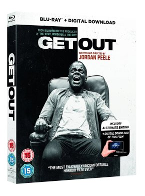 """Get Out Blu-ray review: """"An intense and original thriller from JordanPeele"""""""