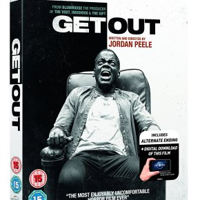 "Get Out Blu-ray review: ""An intense and original thriller from Jordan Peele"""