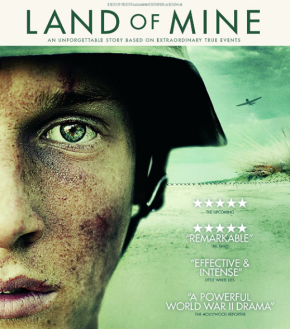 "Land of Mine DVD review: ""A dark, heart-wrenching post-war drama"""