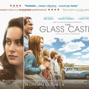 Emotive UK trailer for 'The Glass Castle' starring Brie Larson, Woody Harrelson and Naomi Watts