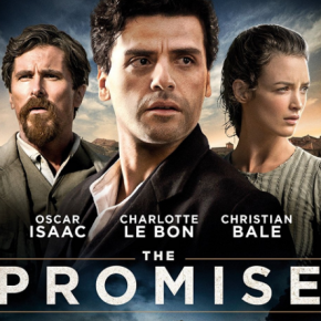 Win 'The Promise' starring Christian Bale and Oscar Issac on DVD! **COMPETITION CLOSED**