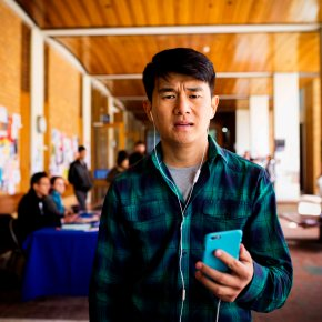 One to Watch: 'Ronny Chieng – International Student' coming to BBCThree