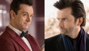 Michael Sheen and David Tennant to star in Gaiman and Pratchett's 'Good Omens' on Amazon Prime