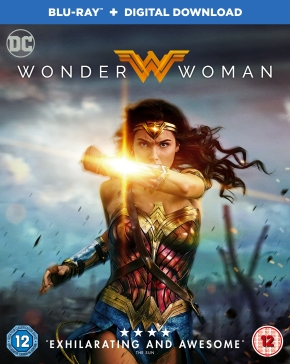 Wonder Woman: All the info for the Blu-ray and DVD release on October 9