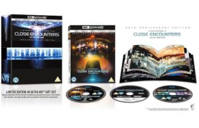 40th Anniversary: Steven Spielberg's 'Close Encounters of the Third Kind' Box-Set – UK releasedetails!