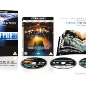 40th Anniversary: Steven Spielberg's 'Close Encounters of the Third Kind' Box-Set – UK release details!