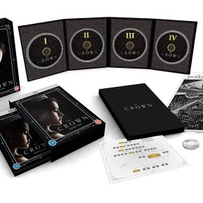 All the info: The Crown S1 DVD, Blu-ray and Platinum Edition Blu-ray release details
