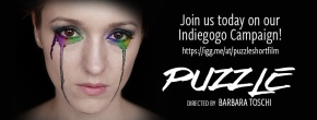 Back Indiegogo short film 'Puzzle' – A new drama-fantasy from Barbara Toschi