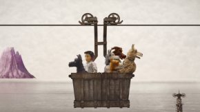 Watch: Trailer for Wes Anderson's new stop-motion escapade 'Isle of Dogs'