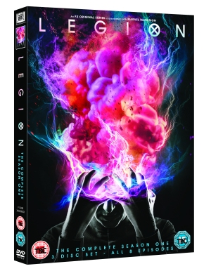 Win FX and Marvel's 'Legion' onDVD!