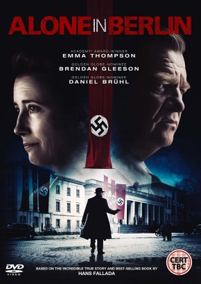Win 'Alone in Berlin' starring Emma Thompson and Brendan Gleeson on DVD! **COMPETITION CLOSED**
