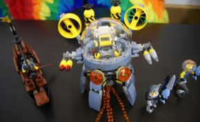 LEGO Ninjago set review: 70610 Flying Jelly Sub Fast-Build andGallery