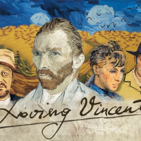 Loving Vincent review: Dir. Dorota Kobiela, Hugh Welchman (2017)