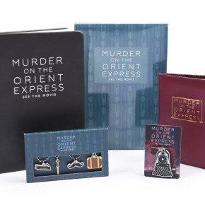 Win amazing 'Murder on the Orient Express' merchandise! **COMPETITION CLOSED**