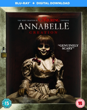 Win 'Annabelle: Creation' on Blu-ray!